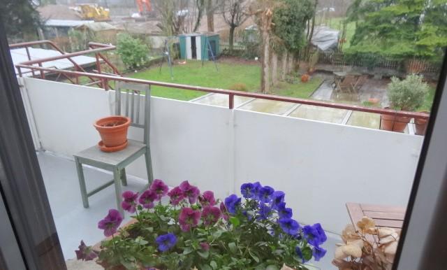 Balkon..