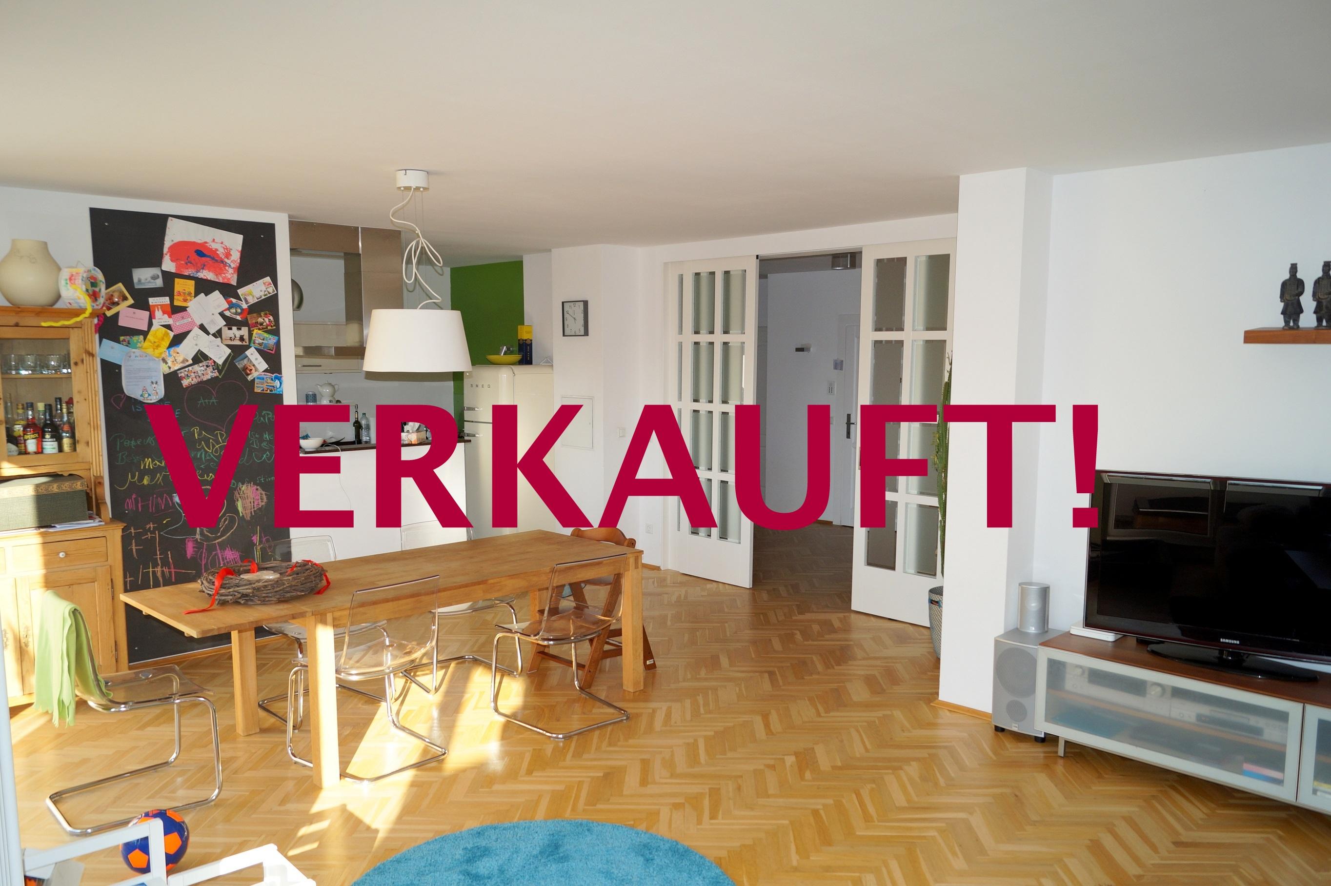 VERKAUFT!!! Ein Juwel in Düsseltal/Zooviertel- luxuriöse Eigentumswohnung mit großzügiger Sonnenterrasse