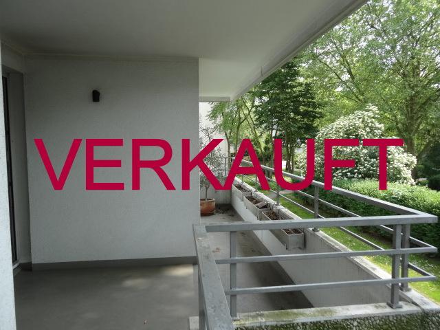 VERKAUFT!!! Schön geschnittene 3 Zimmer Etagenwohnung mit Balkon in Niederkassel mit Tiefgaragenstellplatz
