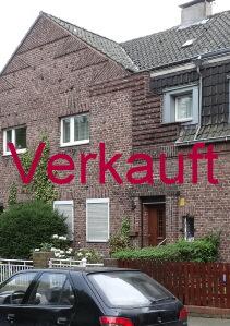VERKAUFT!!! Schönes Reihenmittelhaus mit Garten in zentraler Lage in Lohausen
