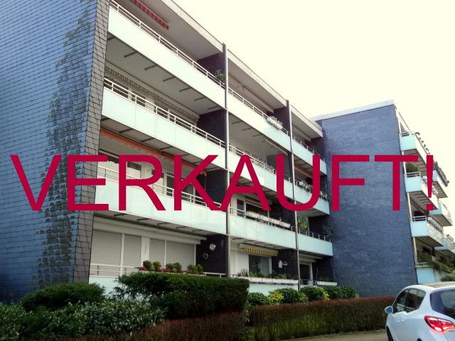 VERKAUFT! Schöne Etagenwohnung mit Balkon und Aufzug in zentraler Lage von Erkrath