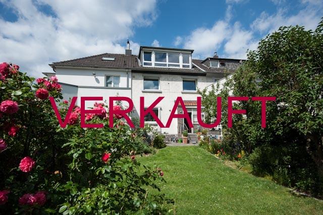 """VERKAUFT!!! """"Familienfreundliches Reihenmittelhaus in zentraler Lage im schönen Stadtteil Unterrath"""""""