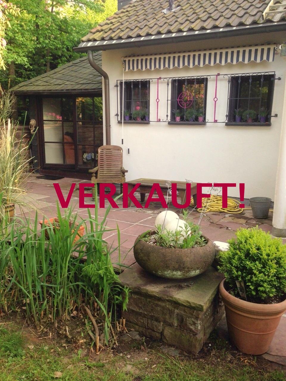 Freistehendes Einfamilienhaus mit ausgewöhnlichem Charme in Top-Lage Essen-Bredeney mit Garten u. Garage
