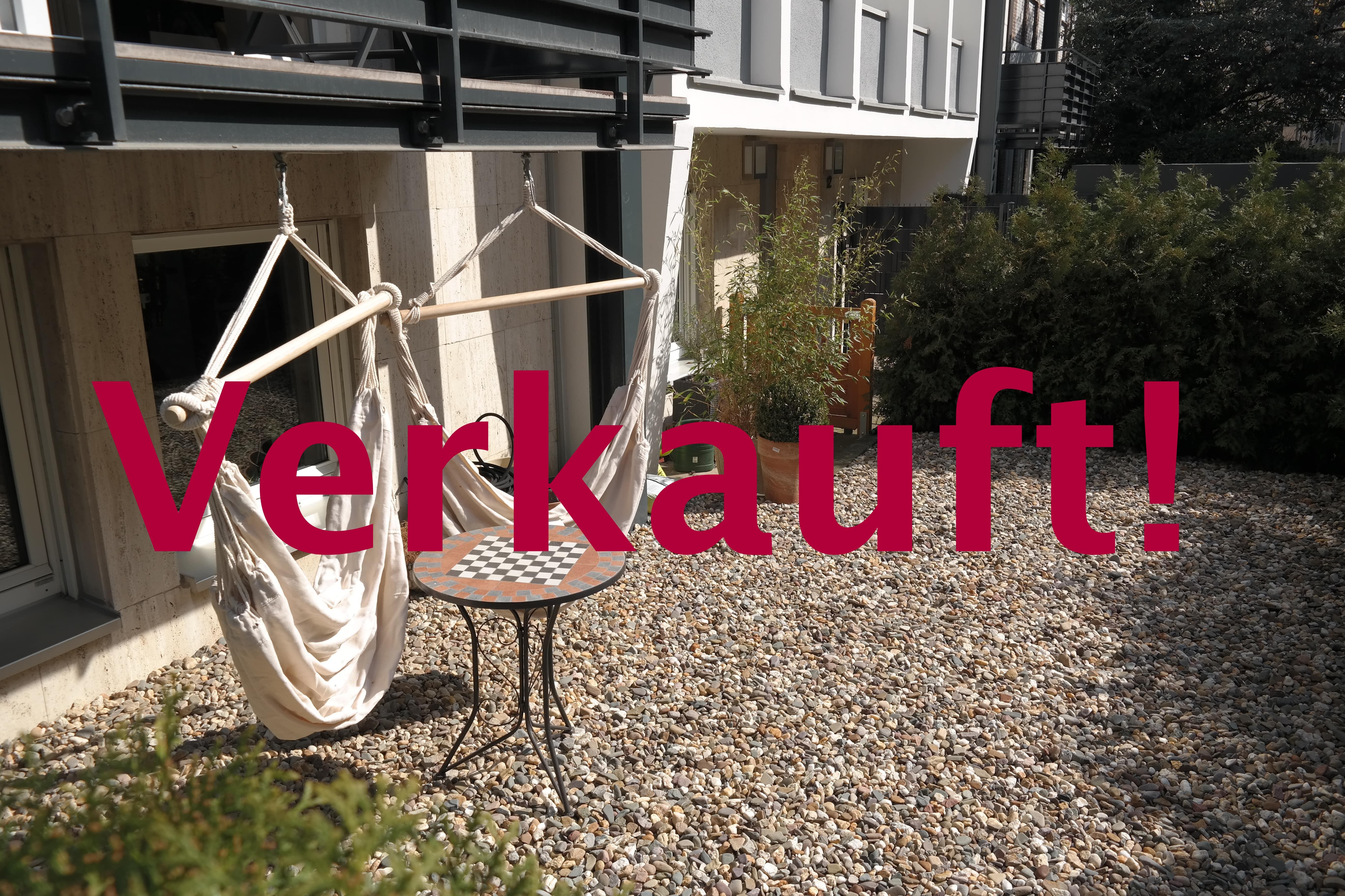 VERKAUFT! Schöne Eigentumswohnung mit Terrasse und Tiefgaragenstellplatz im begehrten Zooviertel