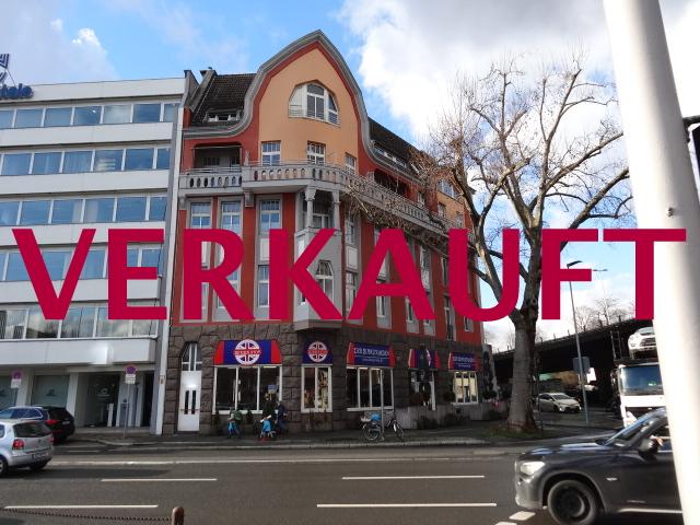 VERKAUFT! -Provisionsfrei- Solides Wohn-und Geschäftshaus in Golzheim mit Steigerungspotenzial