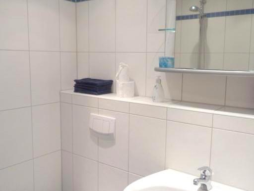 Badezimmer EG.