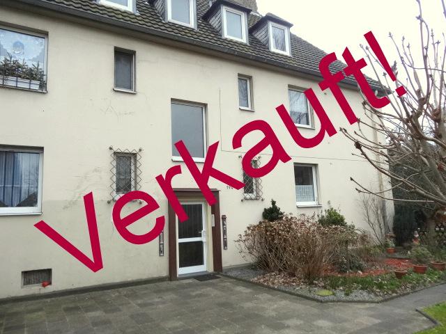 VERKAUFT!!! TOP ANGEBOT! Schöne Etagenwohnung mit Sonnenbalkon und Garten mit Alleinnutzung für Familie mit Kind
