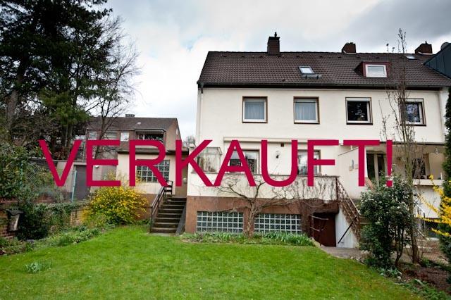 """VERKAUFT!!! """"Schönes Reihenendhaus in Top-Sonnenlage nahe dem Rhein – nie wieder Parkplatzsorgen"""""""