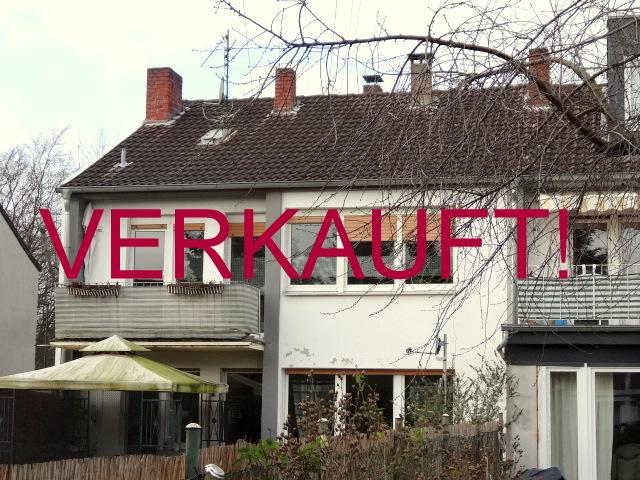 VERKAUFT! Schönes Ein-Zweifamilienhaus mit Garten, Garage u. Stellplatz im beliebten Eller (Gurkenland)