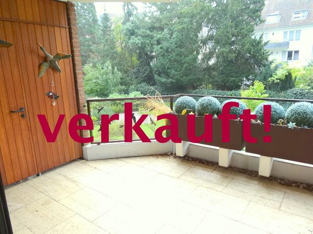 VERKAUFT! Wohnen für Jung & Alt in Niederkassel/Oberkassel mit 2 Balkonen & Tiefengaragenstellpl.-barrierefrei