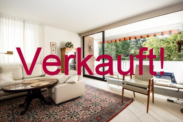 VERKAUFT!!! Oberkassel – Wohnen in unmittelbarer Rheinnähe