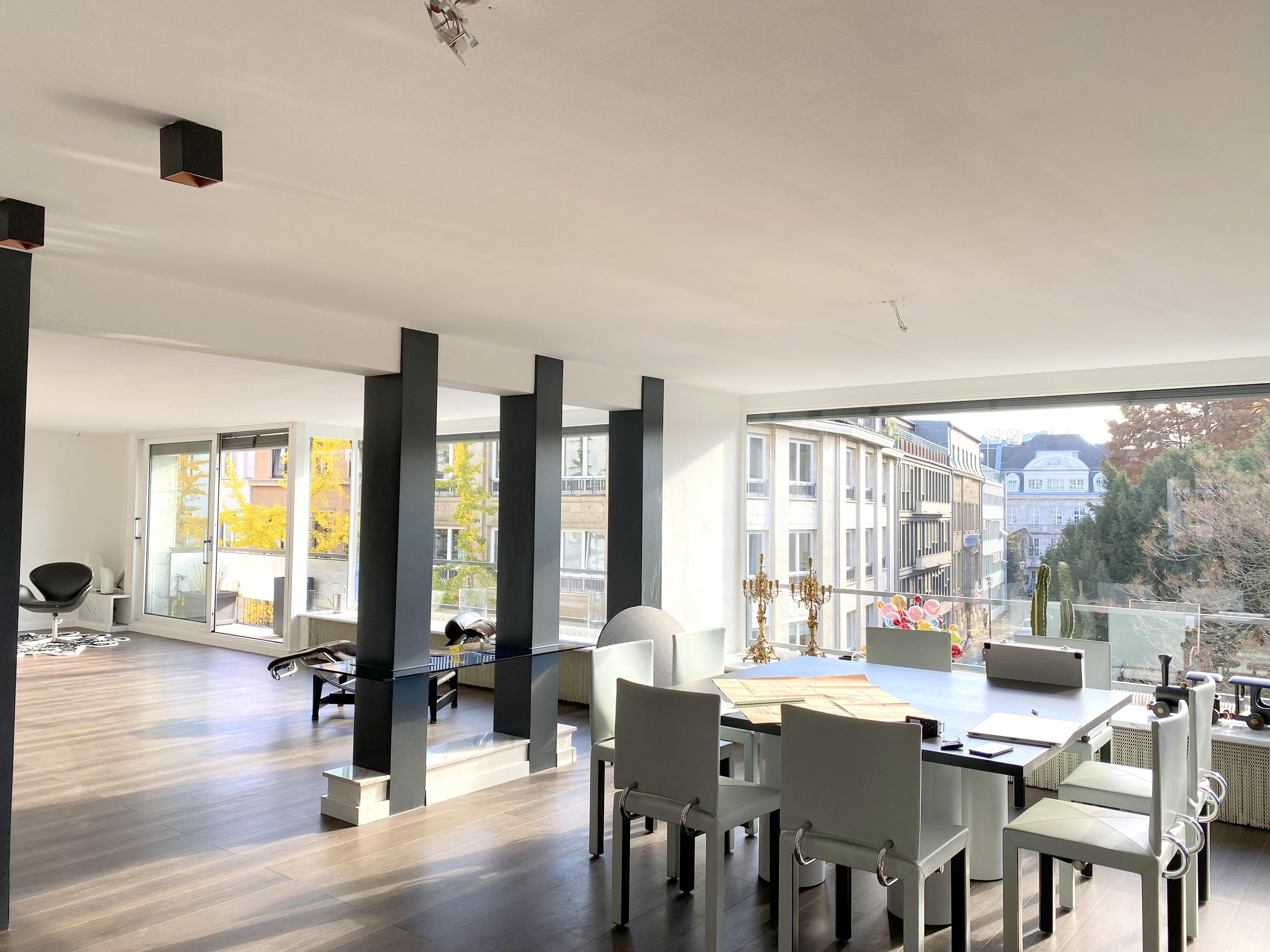 Exklusive Eigentumswohnung im Szeneviertel von Pempelfort Nähe Malkasten mit Blick auf den Hofgarten