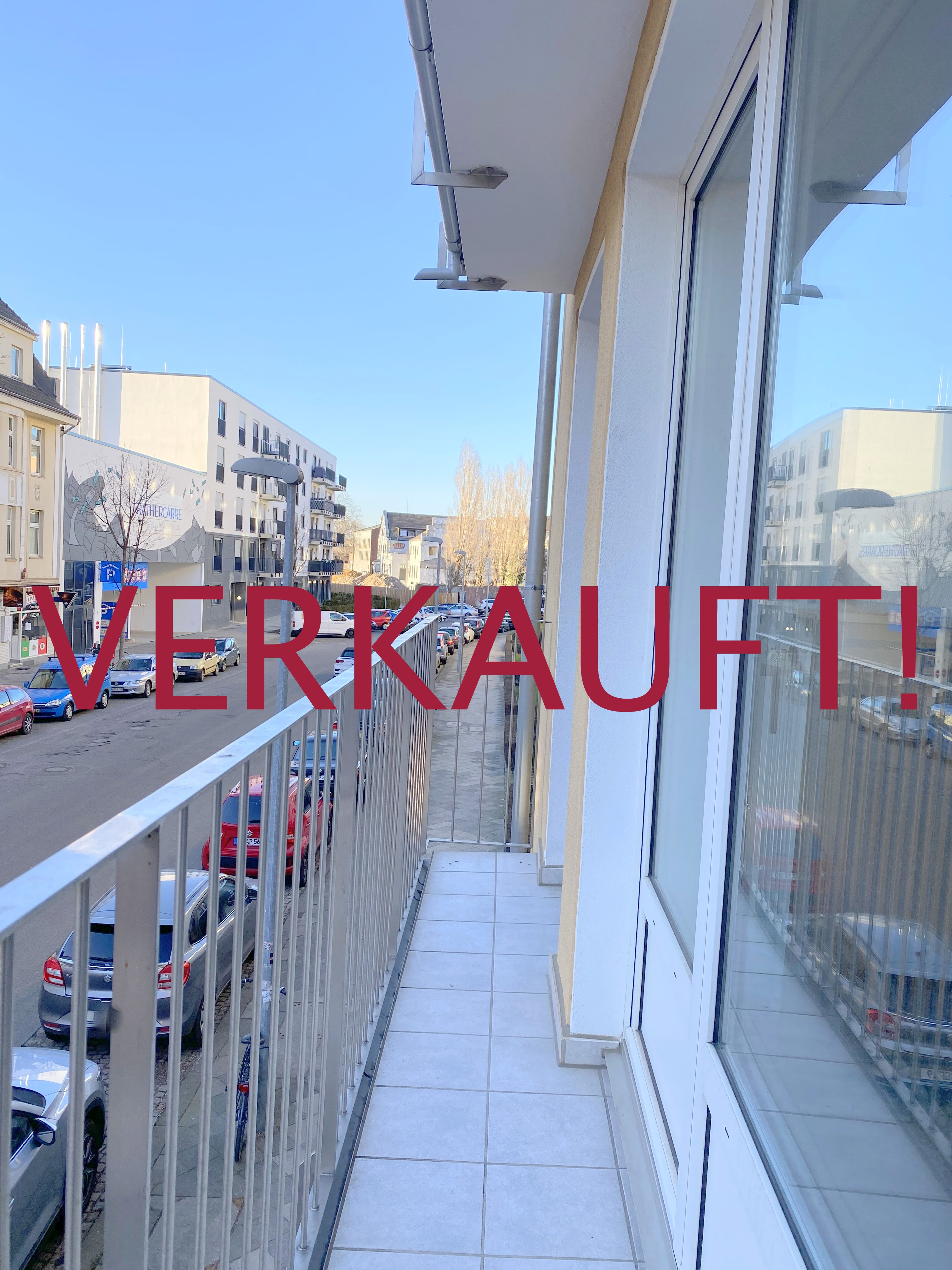 VERKAUFT! 3-Zimmer-Etagenwohnung in zentraler Lage von Düsseldorf-Rath